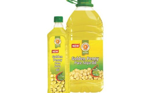 Golden Penny Soya Oil