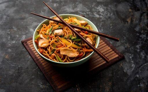Stir Fry Golden Penny Jollof Noodles
