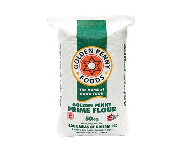 Golden Penny Prime Flour - Flour Mills of Nigeria