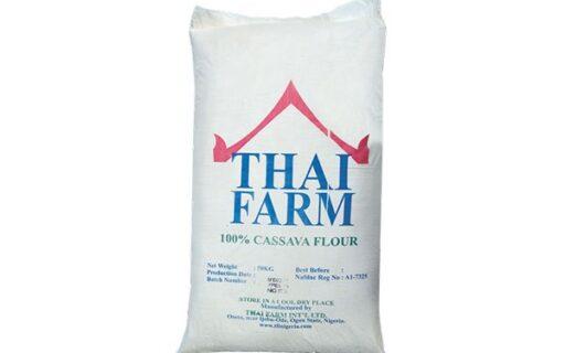 Thai Farm Cassava Flour