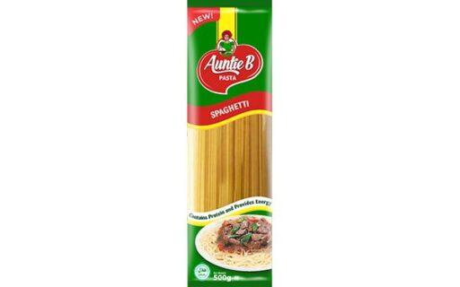 Auntie B Spaghetti
