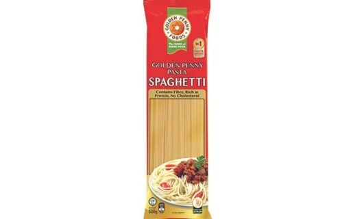 Golden Penny Spaghetti