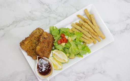 Semovita French Fries