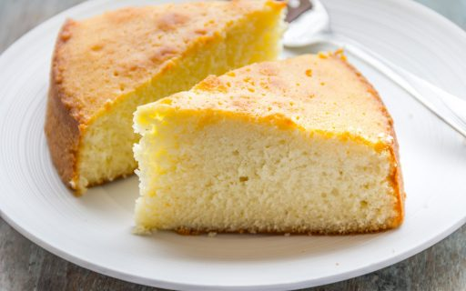 BAKED DELICIOUS MILK CAKE
